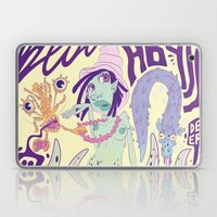 Lady Marine Laptop & iPad Skin