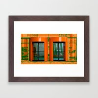 N° 1 Framed Art Print