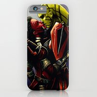 SWTOR - Kiss iPhone 6 Slim Case