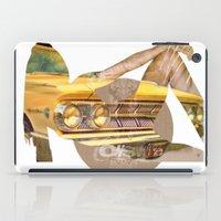 My Egoistic Dreams - Yel… iPad Case
