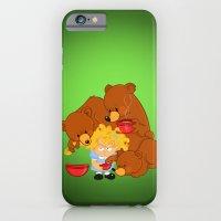Goldilocks And The Three… iPhone 6 Slim Case