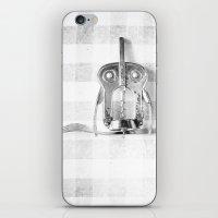 Kitchen Holy Owl iPhone & iPod Skin
