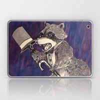 Dapper Raccoon Laptop & iPad Skin