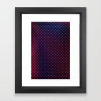 When The Night Falls Framed Art Print