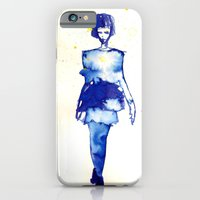 iPhone & iPod Case featuring Models Ink 2 by Jessica Tobin