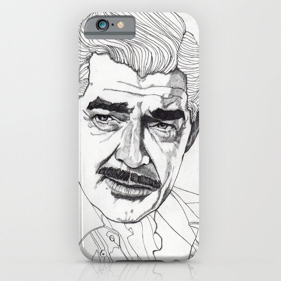 Clark Gable iPhone & iPod Case