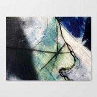 Impending Crossroads Canvas Print