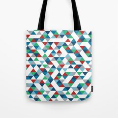 Triangles #3 Tote Bag