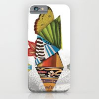 The Lost City iPhone 6 Slim Case