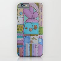 iPhone & iPod Case featuring Iphone case1 by Cathy Bluteau of Cathy Michaels Design