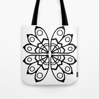 Pattern 4 Tote Bag