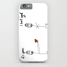 My heart is yours iPhone 6 Slim Case