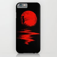 iPhone & iPod Case featuring The Land of the Rising Sun by nicebleed