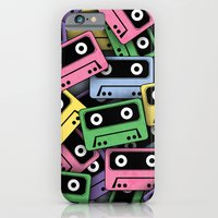 iPhone & iPod Case featuring 80's Kicks! by Digi Treats 2