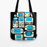 AXOR Heroes - Love For Handhelds Tote Bag