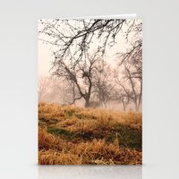 Natural Mystic In The Ai… Stationery Cards