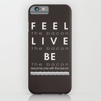 Feel Bacon iPhone 6 Slim Case