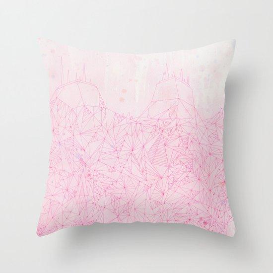 Raft006 Throw Pillow