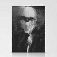 Karl Lagerfeld Star Futu… Stationery Cards