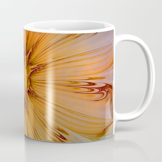 Splendid Fractal Flower 2 Mug