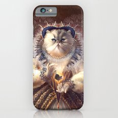 Cat Queen iPhone 6 Slim Case