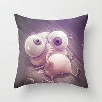 Fleee Throw Pillow