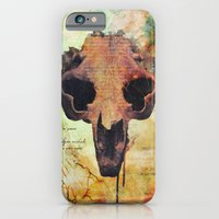 iPhone & iPod Case featuring Crânio Dissonia by Jaaaiiro