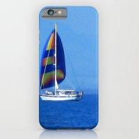 South sea, Fiji iPhone 6 Slim Case