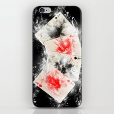 Play Your ACE iPhone & iPod Skin