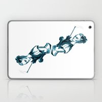 Bubble Goth Laptop & iPad Skin
