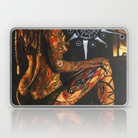 Psychoactive Bear 3 Laptop & iPad Skin