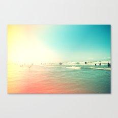 Sunny Side III Canvas Print