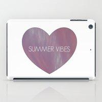 SUMMER VIBES iPad Case