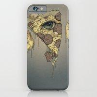 Pizza God iPhone 6 Slim Case