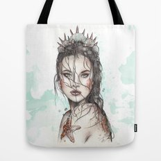 Lost Mermaid Tote Bag