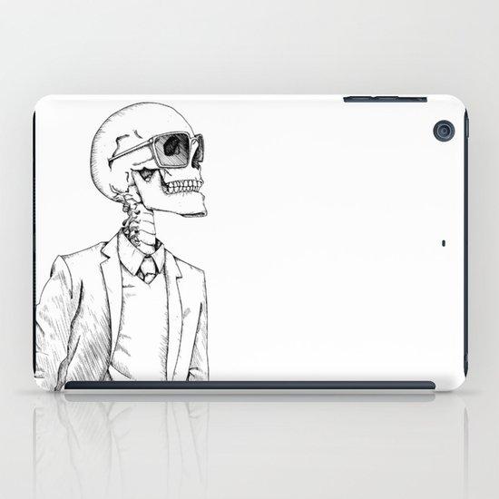Gentleman iPad Case