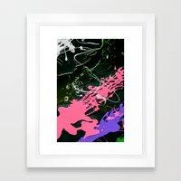 KOLORS 4 Framed Art Print
