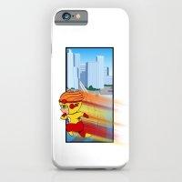 Kid Flash Of Central Cit… iPhone 6 Slim Case