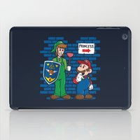Your Princess Is In Anot… iPad Case