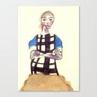 Study #23 Canvas Print