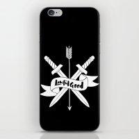 LAWFUL GOOD iPhone & iPod Skin