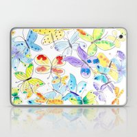 Disorderly Conduct Laptop & iPad Skin