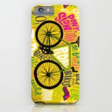 RIDE YOUR BIKES iPhone 6s Slim Case