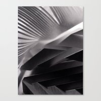 Paper Sculpture #7 Canvas Print
