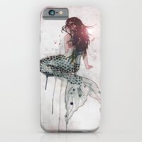 Mermaid II iPhone 6 Slim Case