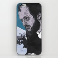 Stanley Kubrick iPhone & iPod Skin