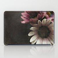 gazania flowers iPad Case