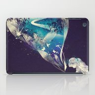 iPad Case featuring Dream Big by Dan Elijah G. Fajard…