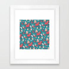 Metric System Day  Framed Art Print
