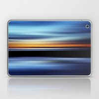 Seaside Abstract Laptop & iPad Skin